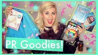 Unboxing Amazing PO Box Goodies!