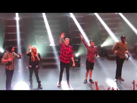 Pentatonix - Can't Hold Us, Singapore, Mastercard Theatre (Last Show)