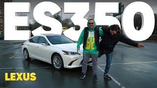 Lexus ES 350 - Большой тест-драйв