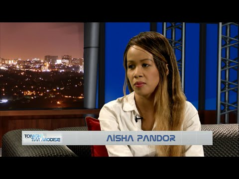 Tonight with Tim Modise | Aisha Pandor co-founder of SweepSouth - Cleaning Services