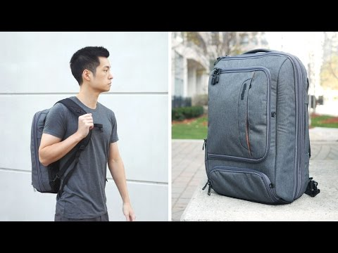 My New Tech Bag - eBags Professional Slim Laptop Backpack Review