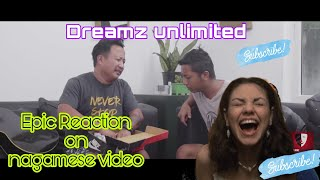 React to Nagamese video, Dreamz unlimited | see you again, wiz khalifa | Northeast | Andrew vlog