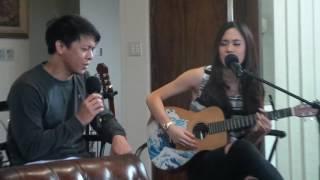 Sheryl ft Ariel Kutunggu Kau Putus live