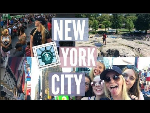 NYC🗽Orientation Days #9 // Auslandsjahr USA 2017/18