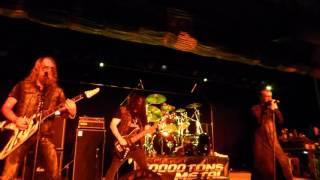 Bloodbath - Unite In Pain (70000 Tons Of Metal 2016) 2/7/16