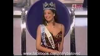 AZRA AKIN  The best moments of Miss World 2002 new
