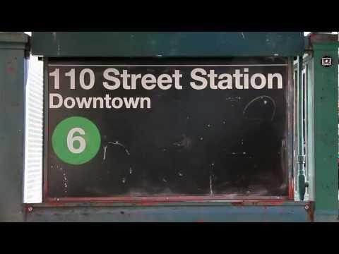 ^MuniNYC - East 110th Street & Lexington Avenue (East Harlem, Manhattan 10029)