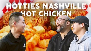 Hotties Nashville Hot Chicken