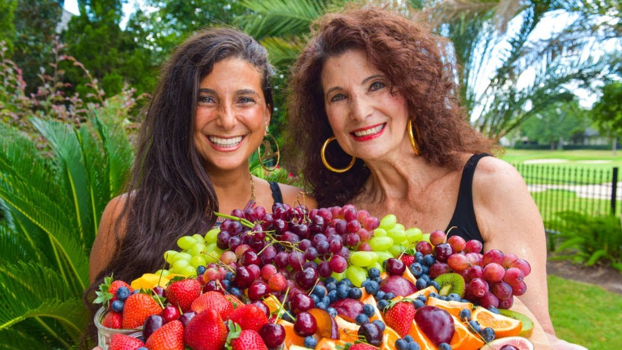 join our mother daughter day fullyraw challenge get