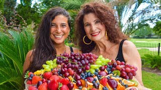 Join Our Mother Daughter 21-Day FullyRaw Challenge & Get Your eBook Now!