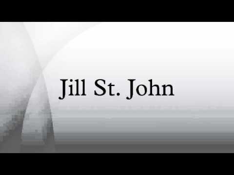 Jill st john wikipedia