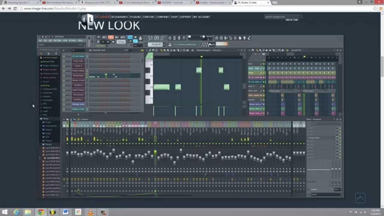 Fl Studio 11 Crack (Producer Edition) Download