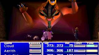 FFVII - LLNMIANANOINUWL1LBO Challenge - Demons Gate