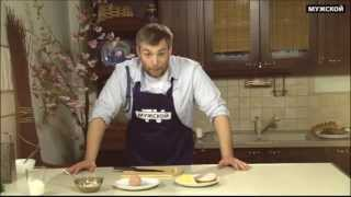 Фаршированные яйца от Евгения Рыбова
