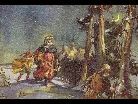 Good King Wenceslas: Robert Shaw Chorale (with lyrics)