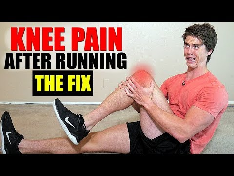 BEST Way To Fix Knee Pain After Running