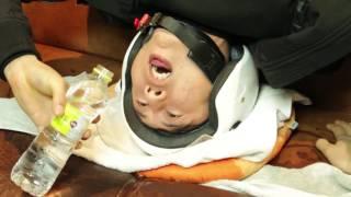 김종래 '물'구나무 몰카 ― 쿠쿠크루(Cuckoo Crew)