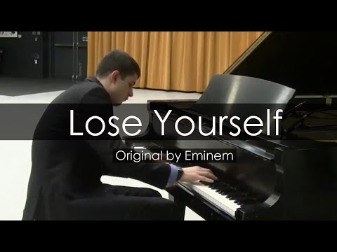 """Lose Yourself"" - Eminem (Piano Cover) - Niko Kotoulas"