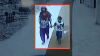 CCTV Video: Woman Kidnaps Child From Golden Temple in Amritsar(Watch this CCTV footage as a woman kidnapped a child from Golden Temple in Amritsar. This kidnapping raised the questions on security of golden temple., 2016-06-17T05:31:05.000Z)