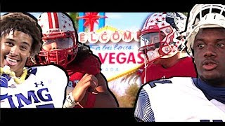 ???????? #5 IMG Football Academy (FL) vs Liberty (NV) - Polynesian Football Hall of Fame Game - 2018