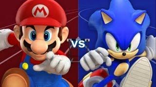 Mugen - Mario vs Sonic