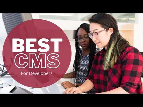 Top 10 Most Popular CMS for Web Developer (2016)