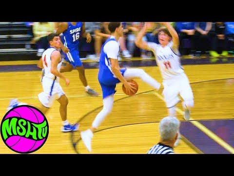 CHINO HILLS LaMelo Ball is BACK!!! Lavar & Gelo watch as Melo PUTS ON A SHOW