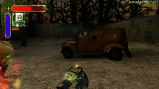 Dead Head Fred - PSP - #03. Creepy Hollow [1/4]