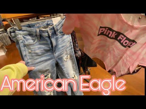 American Eagle Shopping Spring 2020