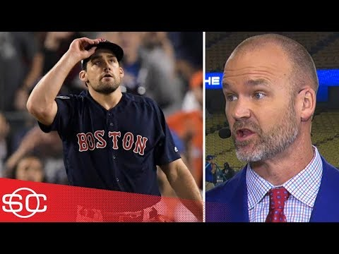 Red Sox vs Dodgers analysis: Game 4 preview, Nathan Eovaldi's Game 3 effort | SportsCenter
