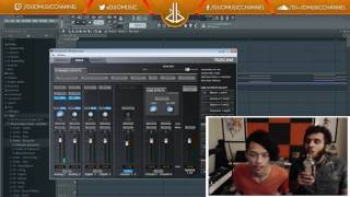 Repeat youtube video Making original music for once feat. Akaa [ Livestream ]