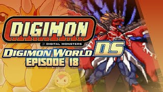 Digimon World DS - Ep 18 - ChronomonDM FINAL BOSS!!!! + Tamer King!!!