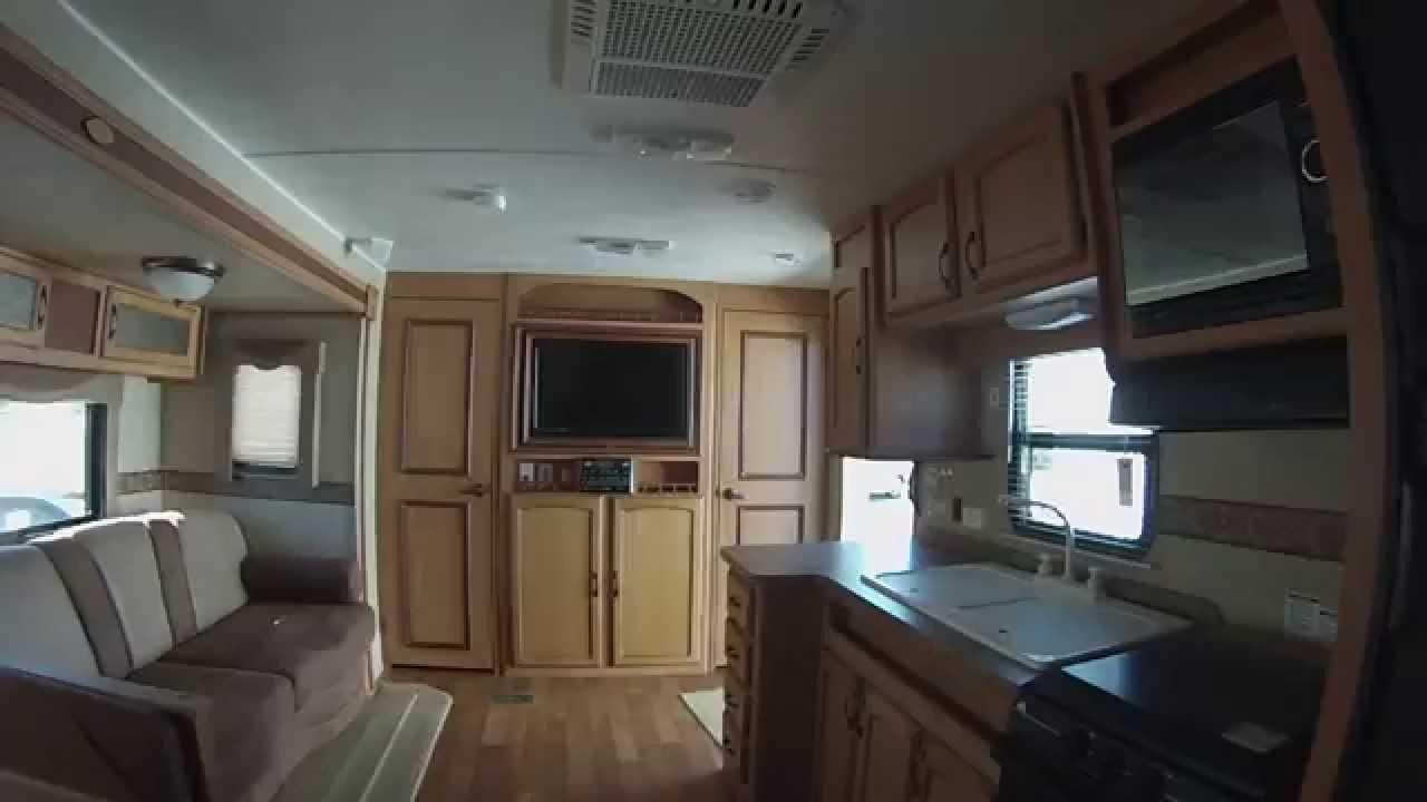 Used 2012 Gulf Stream RV Conquest 323TBR Travel Trailers ...
