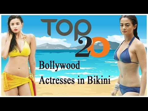 Top 20 Beautiful Bollywood Actresses in Bikini Avatars || Latest Bollywood News and Gossips