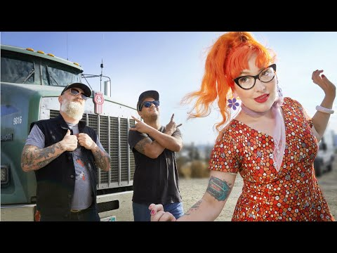 Hayley and the Crushers - She Drives (Official)