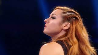 Becky Lynch 2021 Return Theme