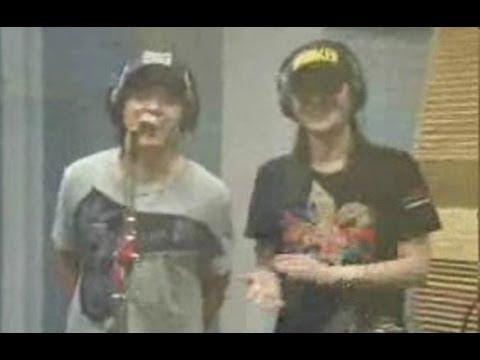 2007.08.17. kbs 2FM 윤도현의 뮤직쇼 - Man on the silver mountain,Cutie Honey (with윤도현)