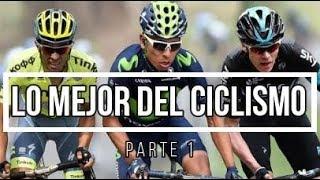 TOP momentos EPICOS , Alberto Contador, Nairo Quintana, Chris Froome!