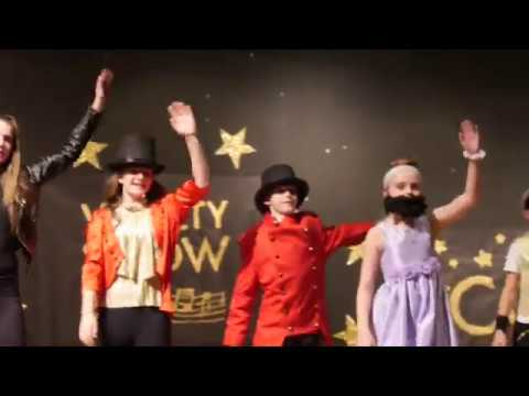 CCES 6th Grade The Greatest Show