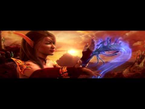 World of Warcraft Burning Crusade - Cinematic Trailer Instrumental
