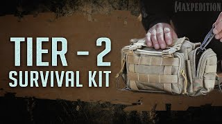 Survival Tips: Tier-2 Kit