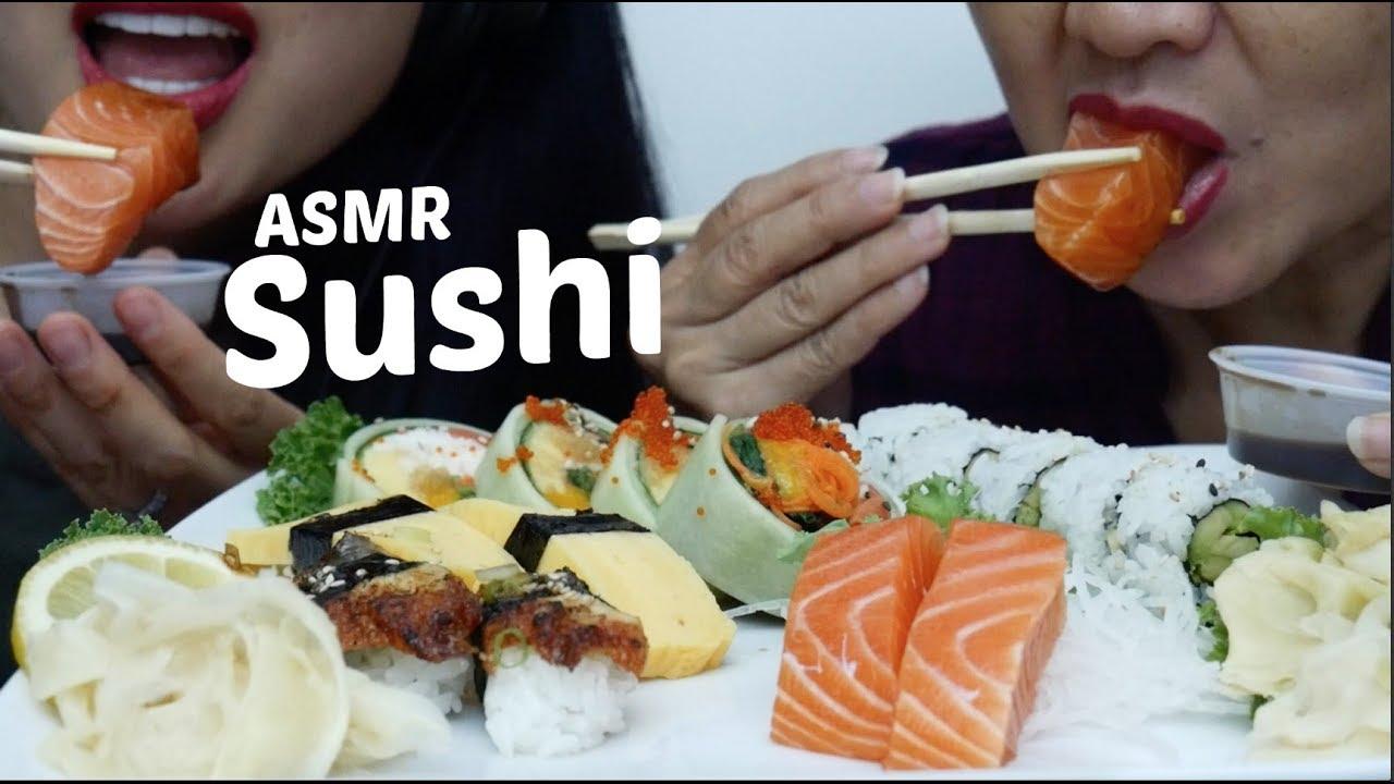 Asmr Sushi Eating Sounds No Talking Sas Asmr Youtube Created 4 years ago 8,770,000 2,138,856,114 1,191 canadian. asmr sushi eating sounds no talking sas asmr