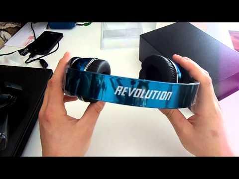 Bluedio R+ Legend Version Bluetooth Headphones Unboxing