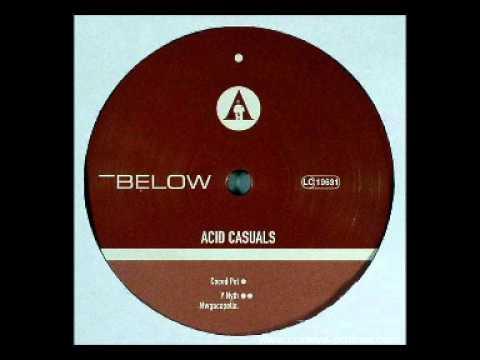 Acid Casuals - Y Nyth