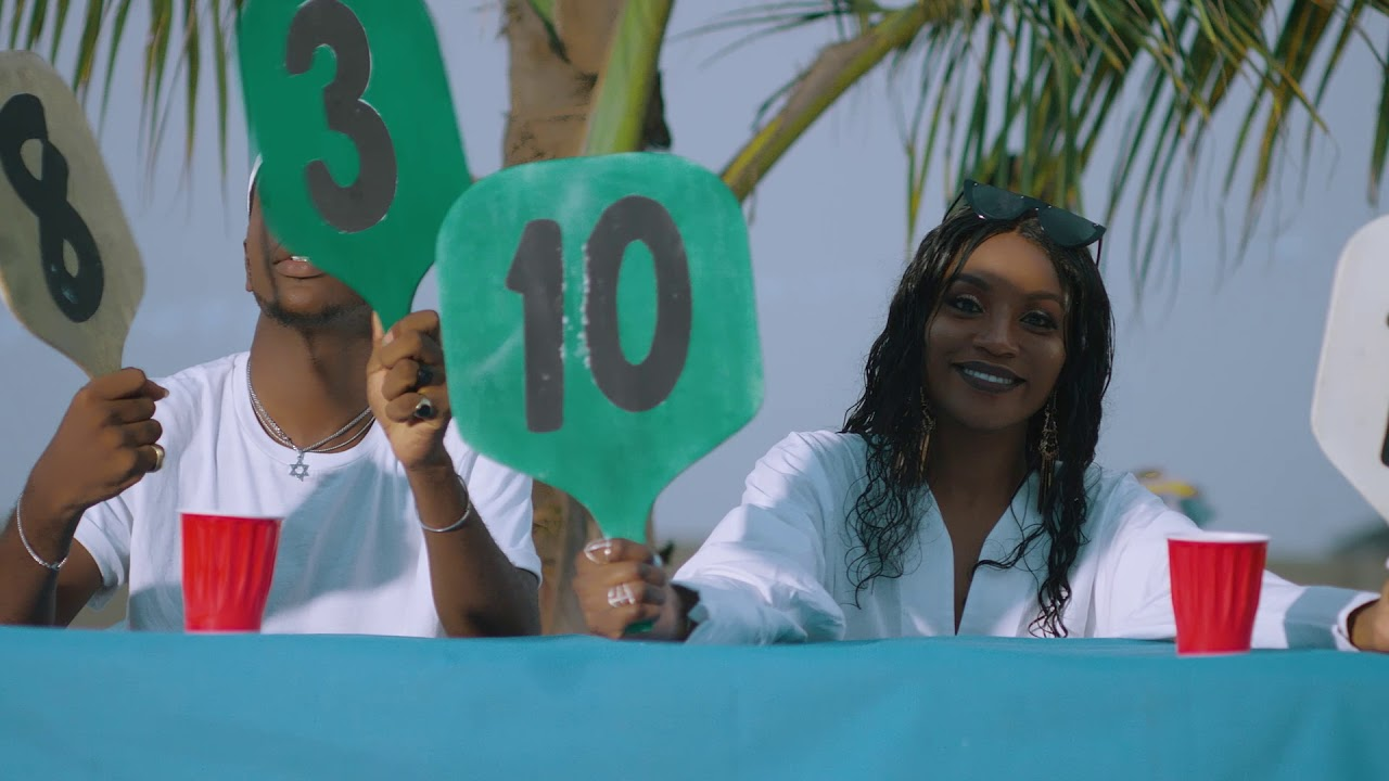 Seyi Shay & Harmonize - Koma Roll (Official Music Video)