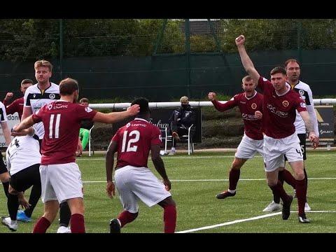 Edinburgh City Stenhousemuir Goals And Highlights