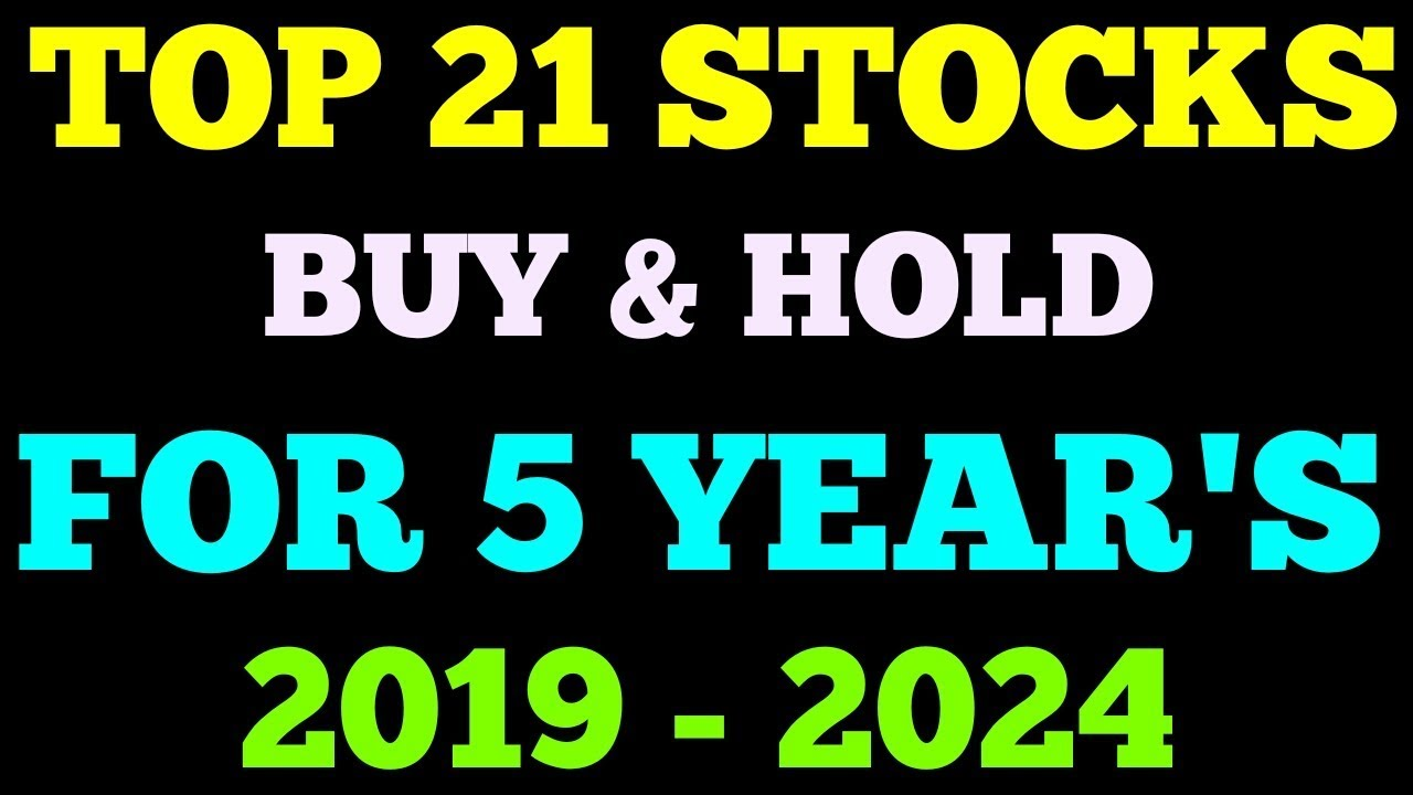These 21 stocks may give you huges profits in next 5 years 【market leaders  stocks】2019 to 2024