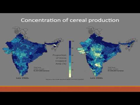 Keynote address: Ensuring food security through a food systems approach - Dr. Prabhu Pingali