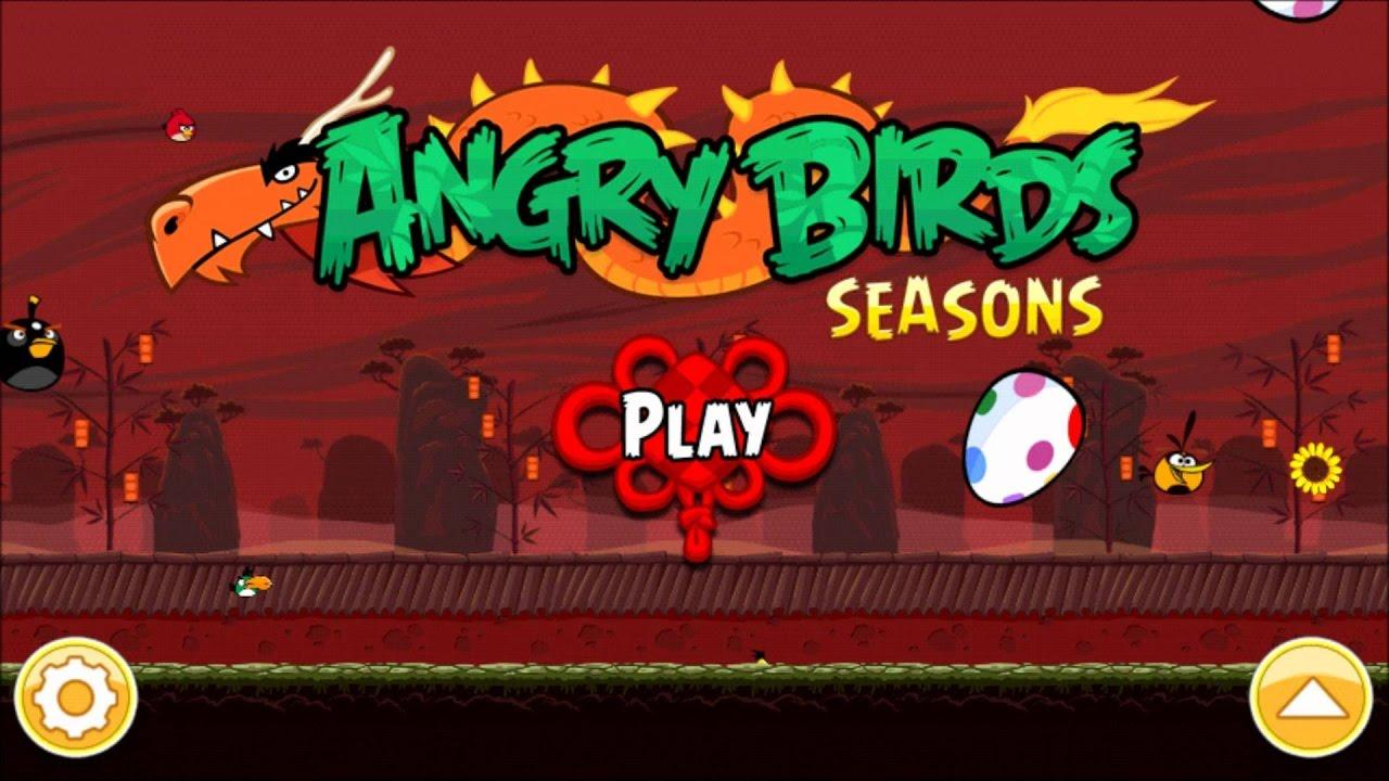 download angry birds season game
