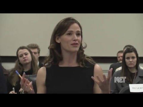 Jennifer Garner Promotes Early Childhood Education | Legislative Update Extras | KET